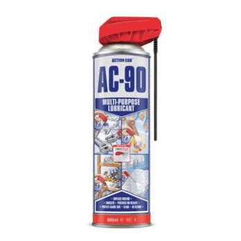 AC90 – Lubrificante Multiusos 500ml | TWIN SPRAY