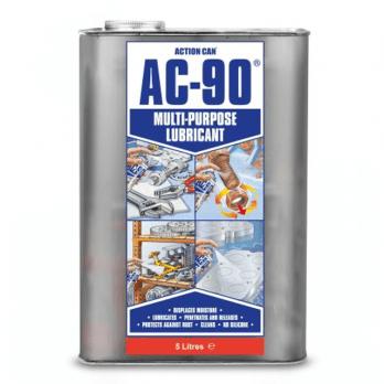 AC90 – Lubrificante Multiusos 5L + Aplicador