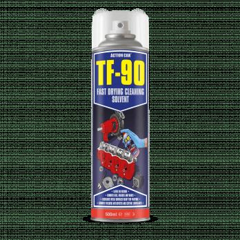 TF90 – Desengordurante de Secagem Rápida 500ml