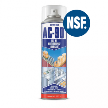 AC90 – Lubrificante Multiusos 500ml | NSF